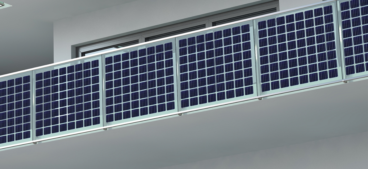 Balcone Fotovoltaico Maior One